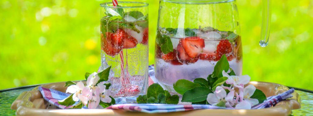zdrowa woda alkaliczna